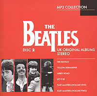 The Beatles Disc 2 (mp3) Серия: MP3 Collection инфо 2400j.