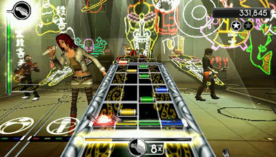 Rock Band: Unplugged (PSP) Серия: Rock Band инфо 4794j.