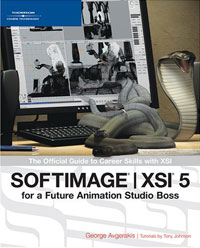 SOFTIMAGE | XSI 5 for a Future Animation Studio Boss: The Official Guide to Career Skills with XSI Издательство: Course Technology PTR, 2005 г Мягкая обложка, 384 стр ISBN 1592008461 инфо 4922j.